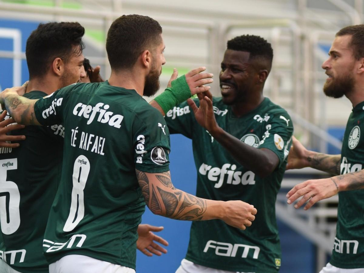 Copa Libertadores: Palmeiras vence a Delfín en Ecuador | RedGol