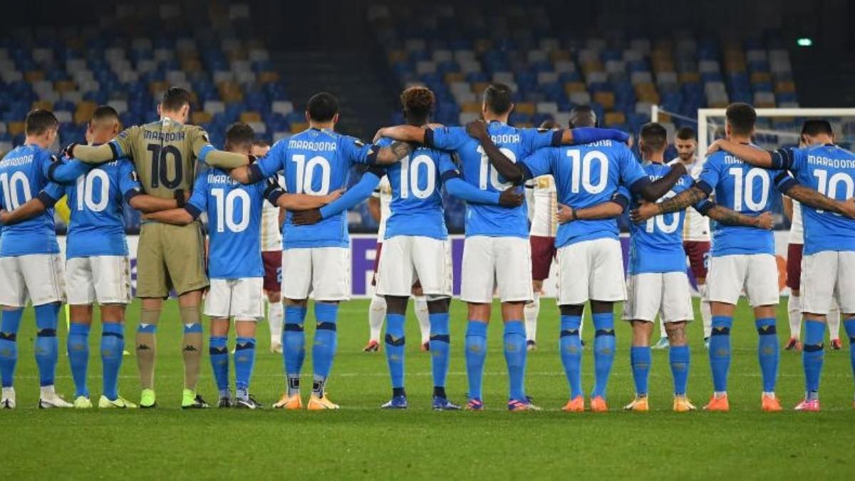Napoli despide a Diego Maradona en Europa League: donde ver, qué canal transmite, señal online, partido en vivo ESPN Fox Sports 1 | RedGol