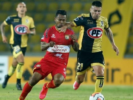 Coquimbo Unido va por la heroica en la Sudamericana