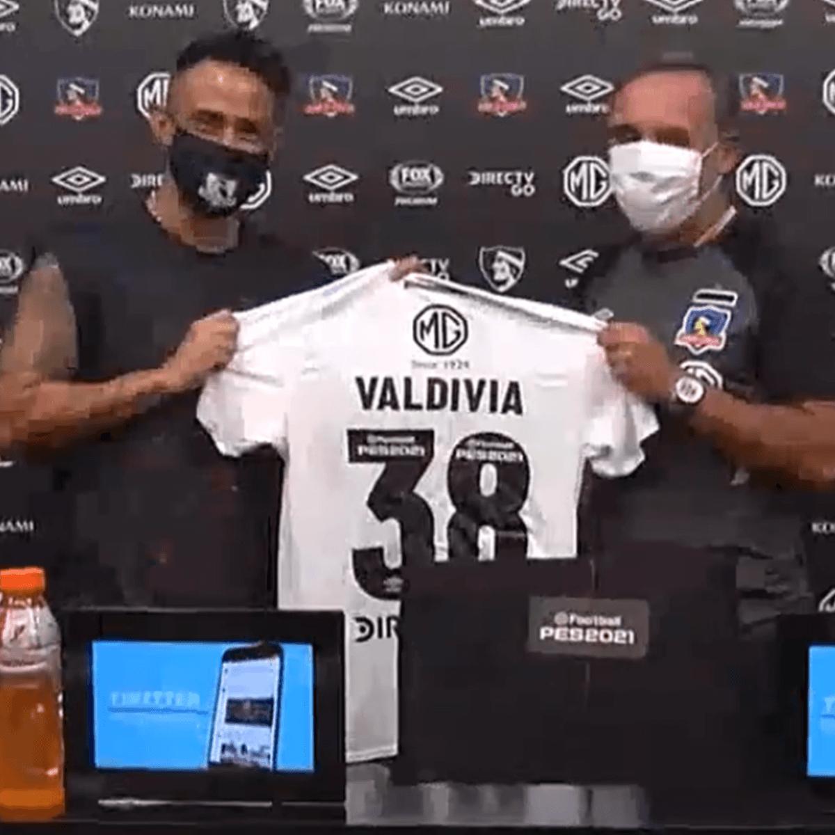 Colo Colo: La historia desconocida de Jorge Valdivia y la camiseta número 38 para su vuelta al Cacique | RedGol
