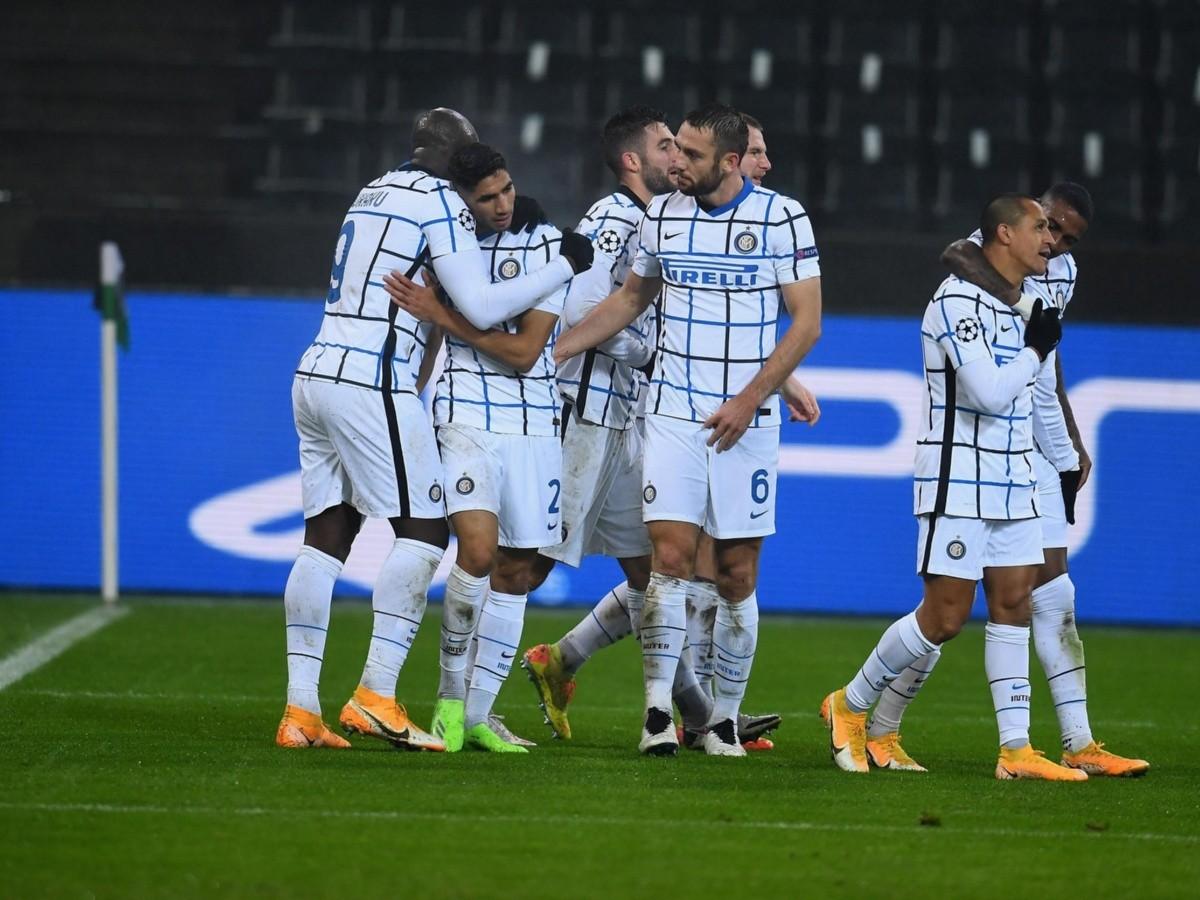 Champions League   Inter y Alexis Sánchez protagonista siguen vivos:  triunfo contra M'gladbach y doblete de Lukaku   RedGol