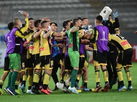 Histórico: Coquimbo se mete en cuartos de final de la Sudamericana