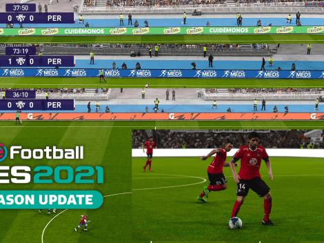 ¡Contenido chileno con el nuevo DLC 3.0 de PES 2021!