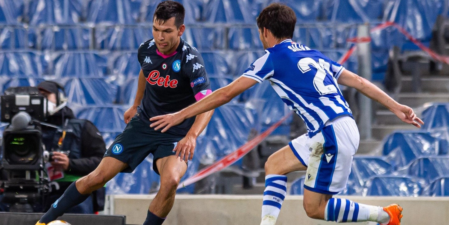 Napoli Vs Real Sociedad Ver EN VIVO ONLINE Y Por TV El