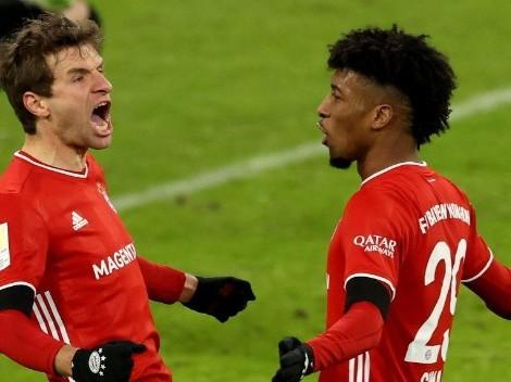 Bayern Múnich quiere derretir a los acereros del Unión Berlín
