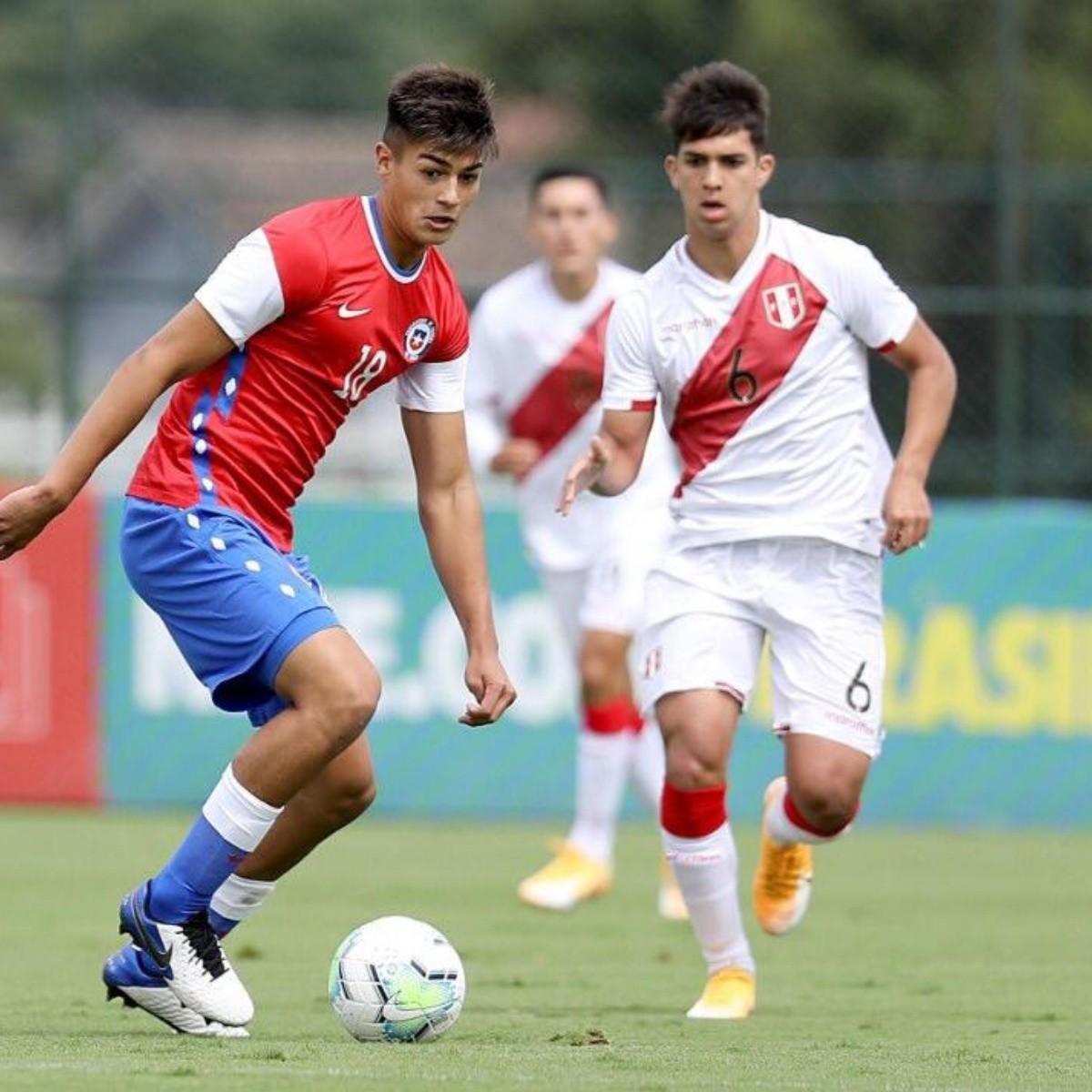 Selección chilena sub 20: la Roja debuta con victoria ante Perú en el cuadrangular de Perú | RedGol