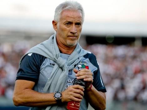 Palestino quiere a Ivo Basay como nuevo DT de la selección chilena