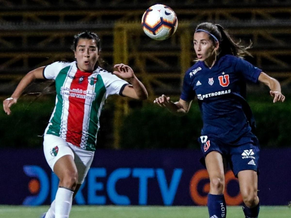 U. de Chile vs Palestino EN VIVO | Campeonato Femenino de Transición | Ver  ONLINE GRATIS y por TV la semifinal | RedGol