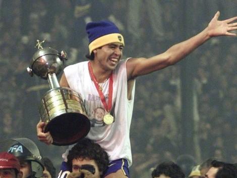 """Riquelme: """"Si eres bueno, debes ganar la Copa Libertadores"""""""