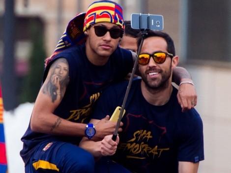 Neymar y Bravo encabezan ránking por irse del Barça