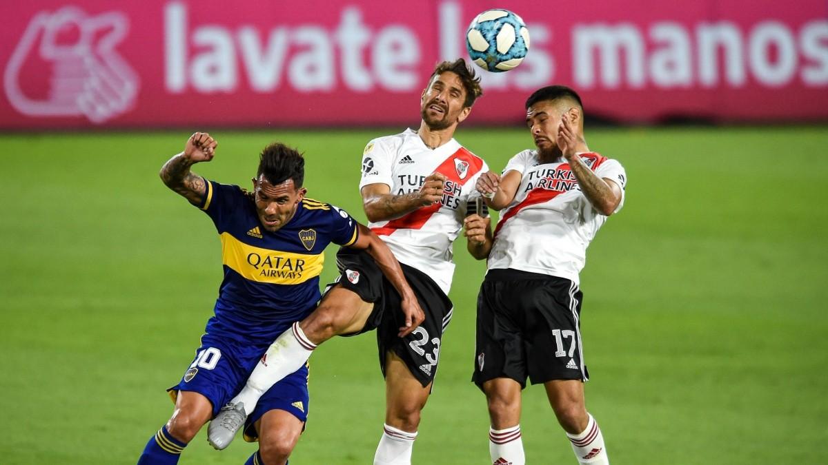 Boca Juniors vs River Plate | RESULTADO, GOLES Y RESUMEN con Paulo Díaz  titular por la Liga Profesional Argentina | RedGol
