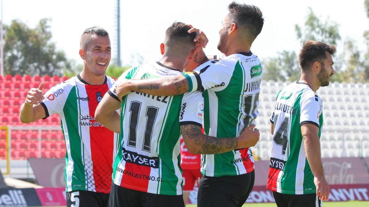 Tabla de posiciones y ponderada   Revisa como quedaron las tablas del fútbol chileno con la victoria de Palestino   RedGol