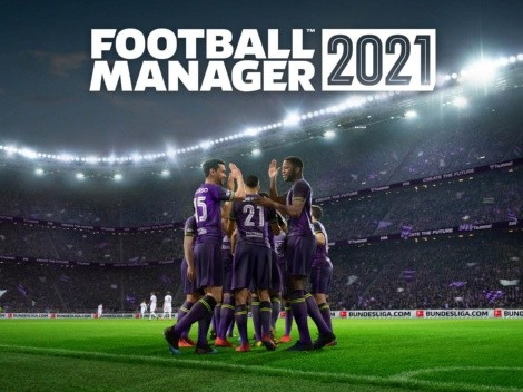 ¡Football Manager 2021 rompe los récords de la saga!