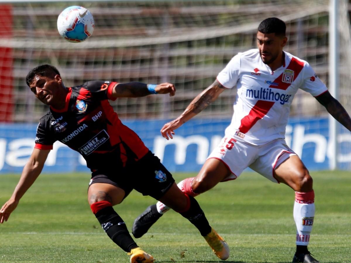 Curicó Unido vs Antofagasta | Ver EN VIVO y ONLINE el importante duelo en  la lucha por el Chile 4 | Live | RedGol