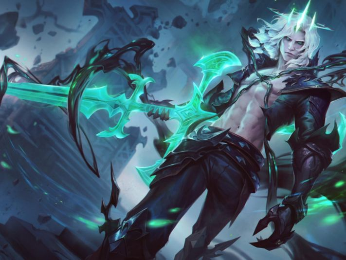 El Rey Arruinado llega a League of Legends