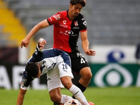 Sebastián Vegas y Monterrey comienzan Liga MX con triunfo