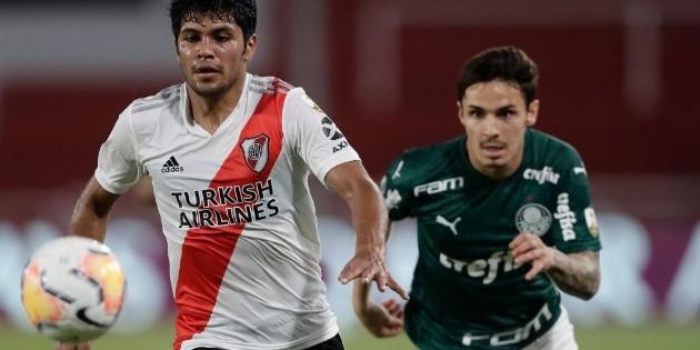 Palmeiras Vs River Plate C U00f3mo Y D U00f3nde Ver EN VIVO El