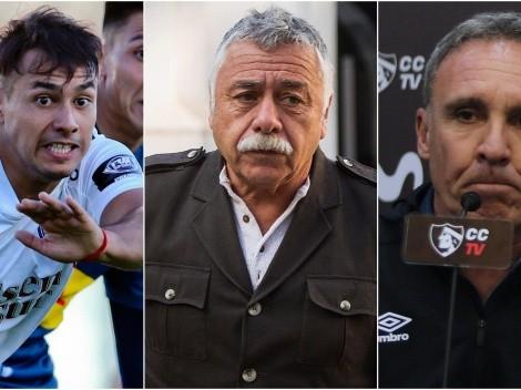 Caszely cuenta secretos de Iván Morales y revienta a Espina