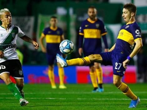 Boca Juniors y Banfield definen al campeón de la Copa Diego Maradona
