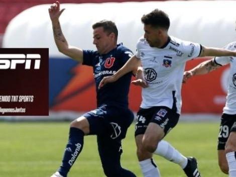 Hasta ESPN le da la bienvenida a TNT Sports Chile