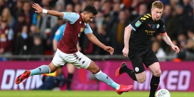 Manchester City vs Aston Villa: Fecha, horario y canales para ver en vivo, online y por tv la Premier League | RedGol