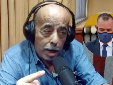 Tito Awad le pone nota cero a Rafael Dudamel y lo hace bolsa