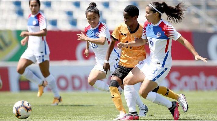 La Roja femenina ya tiene todo listo para enfrentar a Camerún