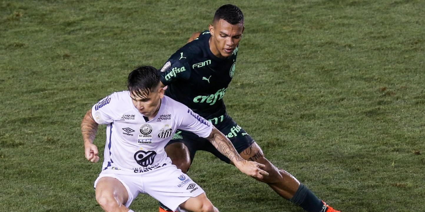Palmeiras Vs Santos EN VIVO Final Copa Libertadores