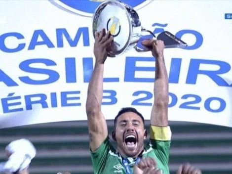Chapecoense es campeón de la Serie B y vuelve a primera división