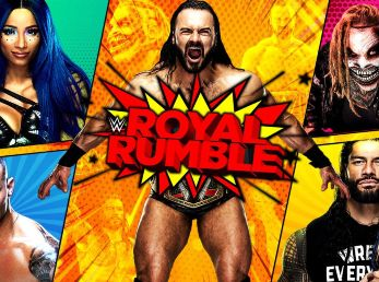 Royal Rumble es la primera escala a WrestleMania de abril próximo.