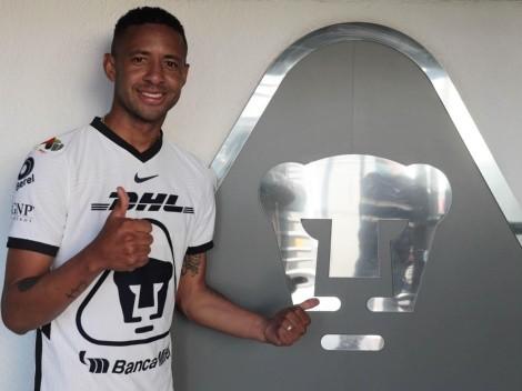 Gabriel Torres deja la U y llega cedido a Pumas