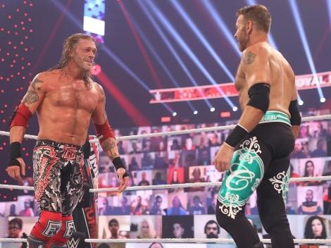 ¡Edge y Christian se reúnen en Royal Rumble!