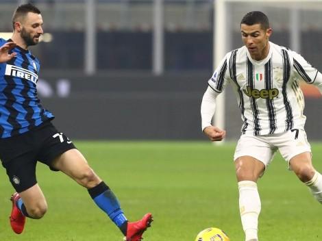Horario: Sin los chilenos, Inter va por la hazaña contra Juventus