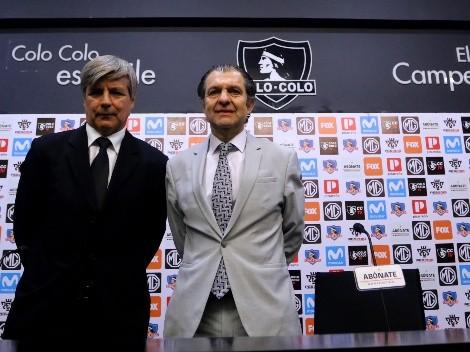 Mayne-Nicholls, candidato a gerente deportivo de Colo Colo