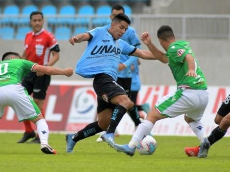 Iquique enfrenta a Audax con la presión de ganar para seguir con vida en Primera