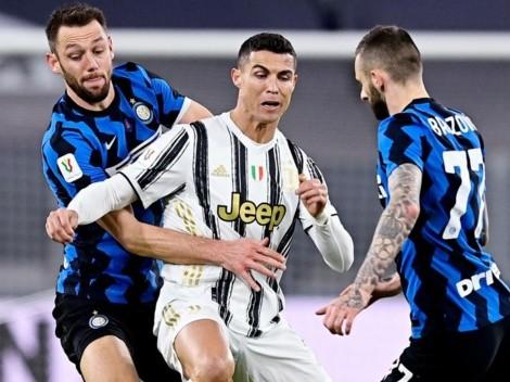 Final de Coppa Italia sin Alexis ni Vidal: Inter eliminado por la Juve