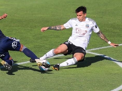 Detalle legal permite que Mouche juegue por Colo Colo