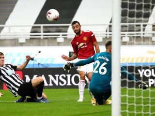 Manchester United Vs Newcastle Ver En Vivo Online Y Por Tv La Fecha 25 De La Premier League Redgol