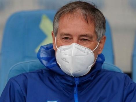 Última hora: Holan renuncia a Santos... ¿vuelve a Chile?