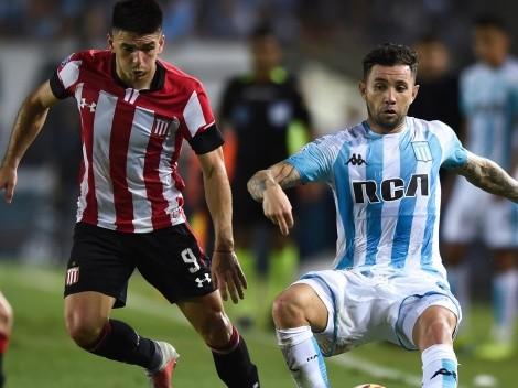 Racing de Mena, Arias y Díaz vista a un Estudiantes que solo conoce victorias