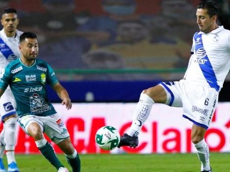 León de Jean Meneses y Víctor Dávila se miden a Puebla por la Liga MX