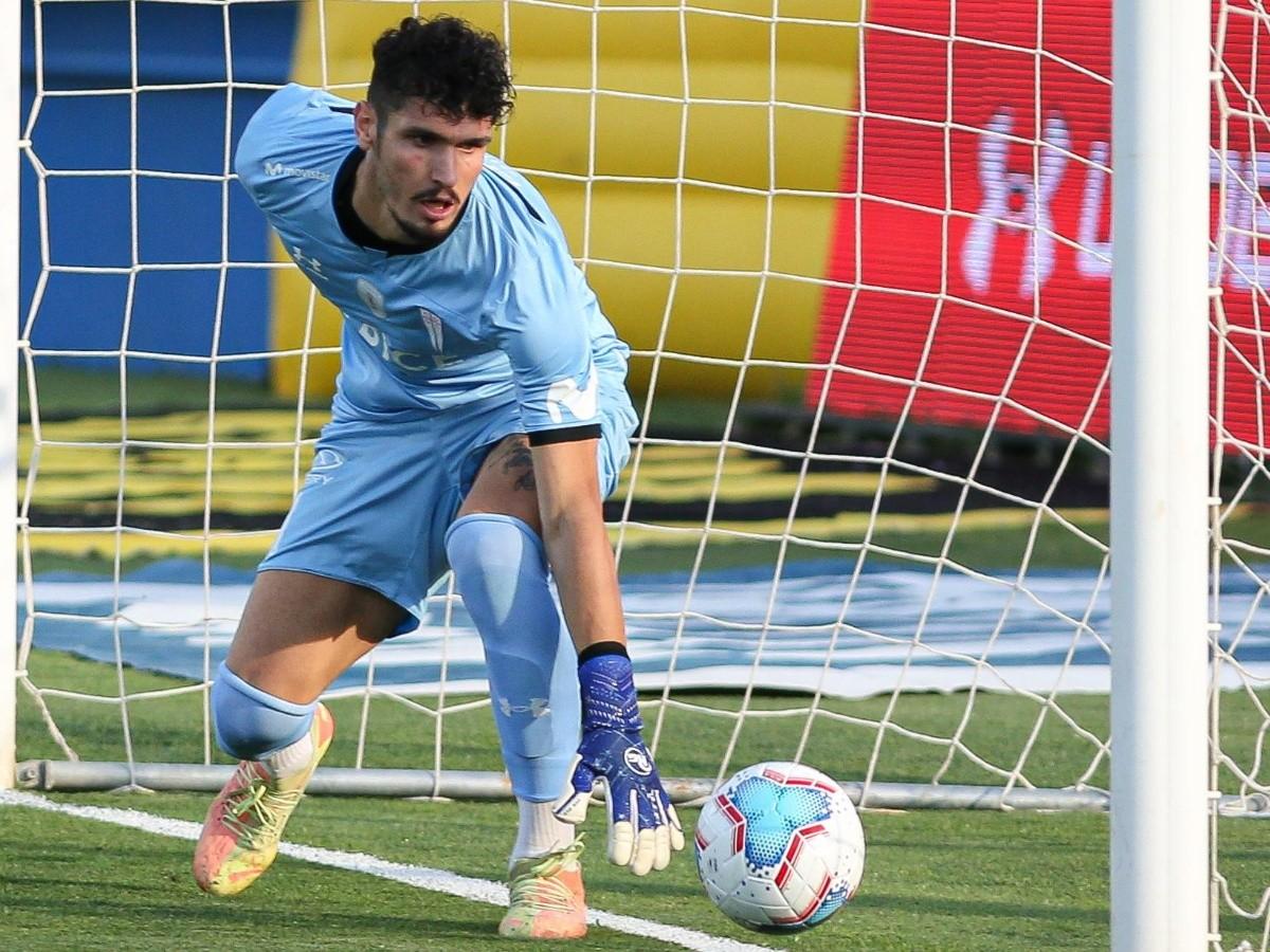 U. Católica: Matías Dituro gana el Botín de Oro de los Premios el Gráfico como mejor jugador de Primera División en el Torneo Nacional 2020 | RedGol