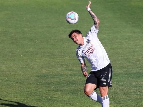 Pablo Mouche entrena con Boca Juniors y quiere quedarse