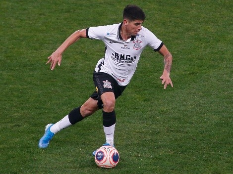 Ángelo Araos suma pocos minutos en triunfo de Corinthians