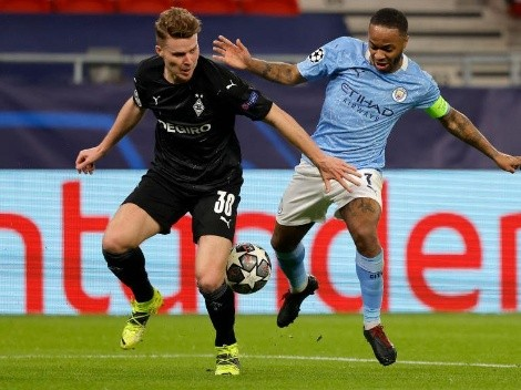 Manchester City se mide con el Borussia M'Gladbach por un cupo de cuartos