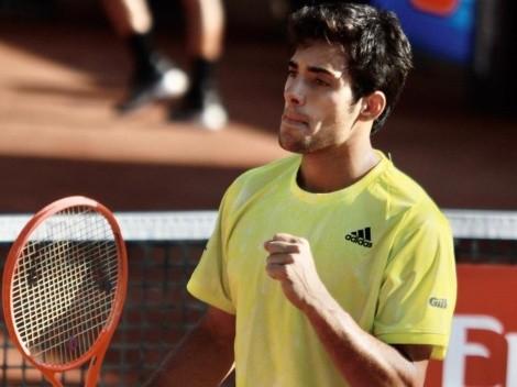 Cristian Garin sigue intratable y pasa a la final del Chile Open