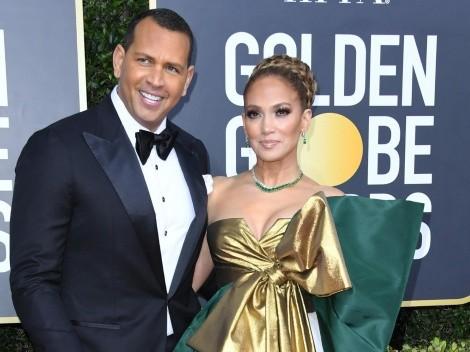 Jennifer López y Alex Rodríguez niegan separación amorosa
