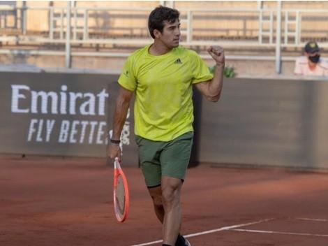 El favorito para la final del ATP de Santiago