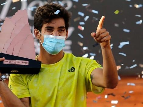 Garin se mete en el top 20 del Ránking ATP