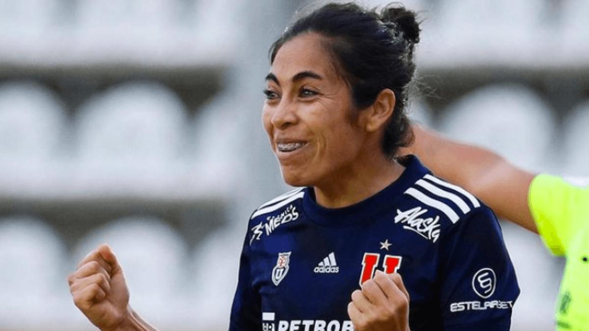"""U de Chile   Yessenia López y la U celebran tras avanzar a semis de Copa  Libertadores: """"Nos ha costado demasiado llegar hasta acá""""   RedGol"""